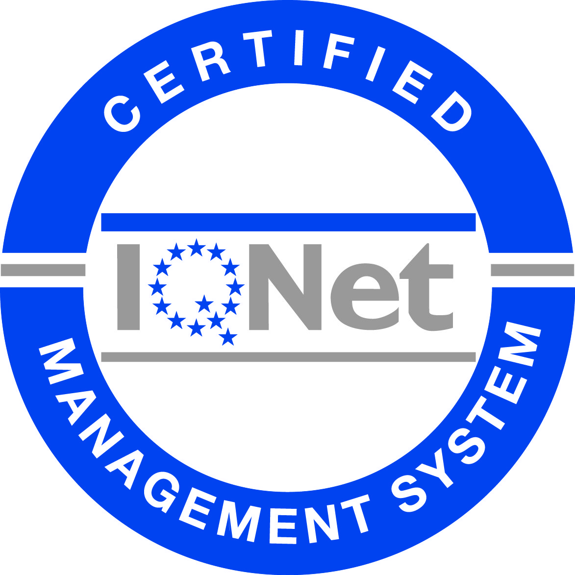 Certificato IQNet Management System